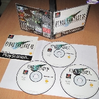 Final Fantasy VII mini1