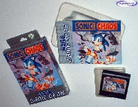 Sonic the Hedgehog Chaos mini1