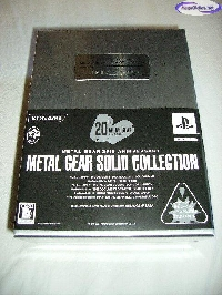 Metal Gear Solid 20th Anniversary: Metal Gear Solid Collection mini1