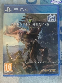 Monster Hunter World mini1