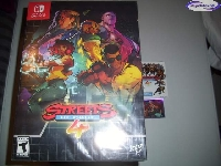 Streets of Rage 4 - Limited Edition mini1