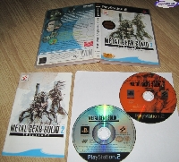 Metal Gear Solid 2: Substance mini1